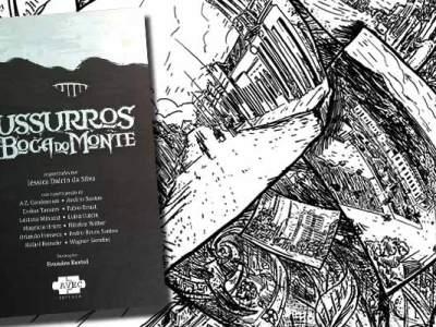 Sussurros da Boca do Monte - Contos de Suspense e Fantasia