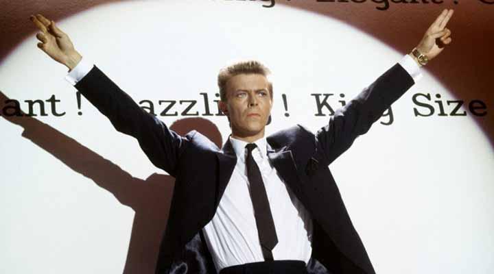 Mostra de cinema no Rio de Janeiro enfoca David Bowie