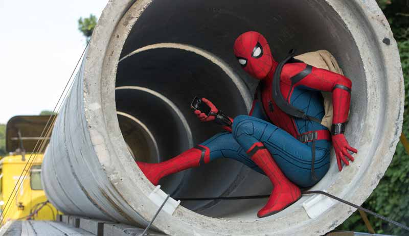 Crítica do filme Homem Aranha De Volta Ao Lar