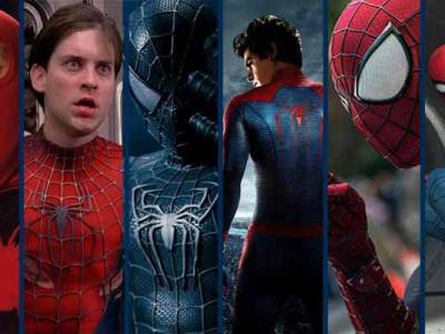 Ranking filmes homem aranha