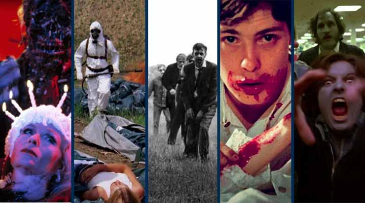 Top 5 George Romero Filmes