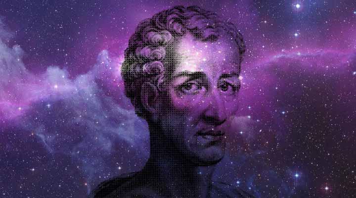 História Verdadeira, de Luciano de Samósata, apresentou o conceito de viagem espacial há quase 2000 anos.