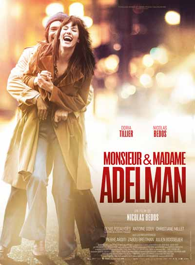Crítica de Monsieur e Madame Adelman