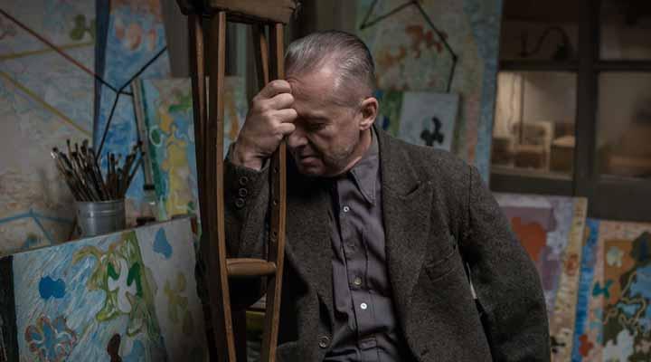 Crítica de Afterimage, de Andrzej Wajda.