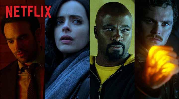 Os Defensores - Netflix