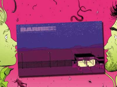 Resenha da HQ Barrier, de Brian K. Vaughan e Marcos Martín.