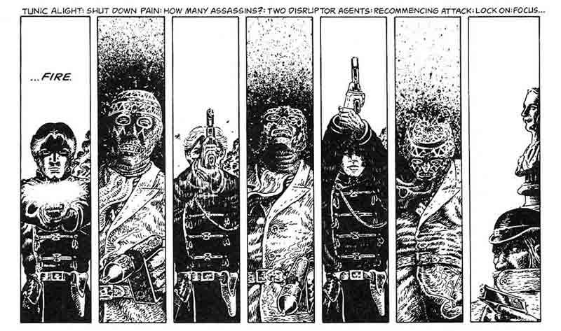 Luther Arkwright e a genialidade pouco conhecida de Bryan Talbot