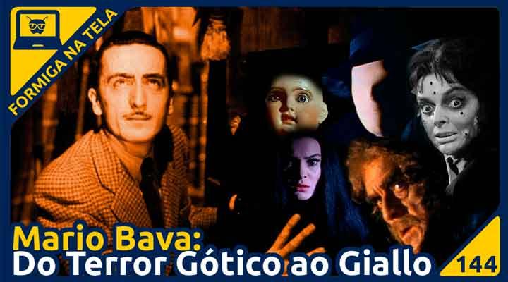 Mario Bava: Do Terror Gótico ao Giallo