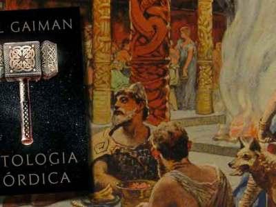 Resenha de Mitologia Nórdica, de Neil Gaiman.
