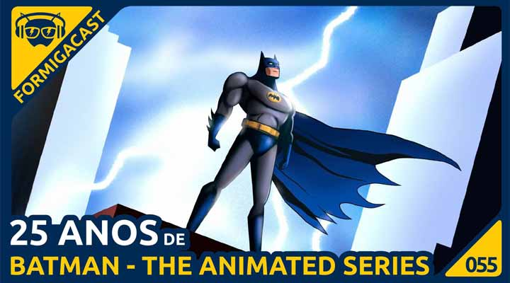 25 anos de Batman: The Animated Series