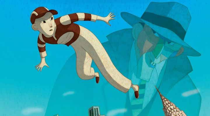 Crítica da animação francesa O Garoto Fantasma