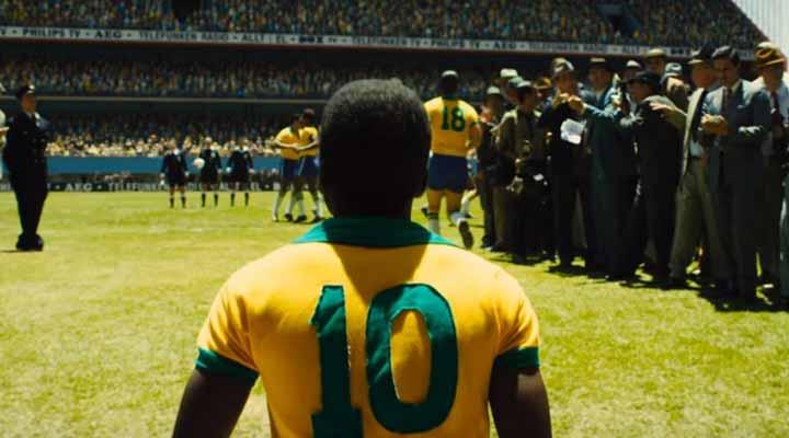 Critica de Pelé: O Nascimento de Uma Lenda