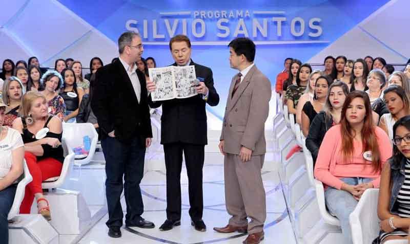 Resenha de Silvio Santos: Vida, Luta e Glória