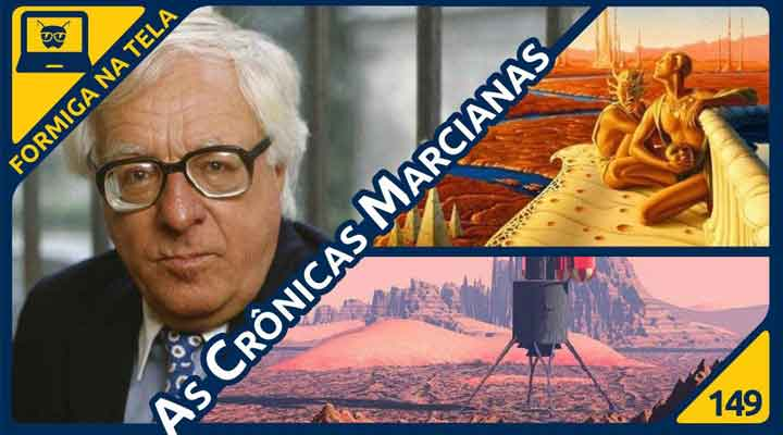 As Crônicas Marcianas, de Ray Bradbury