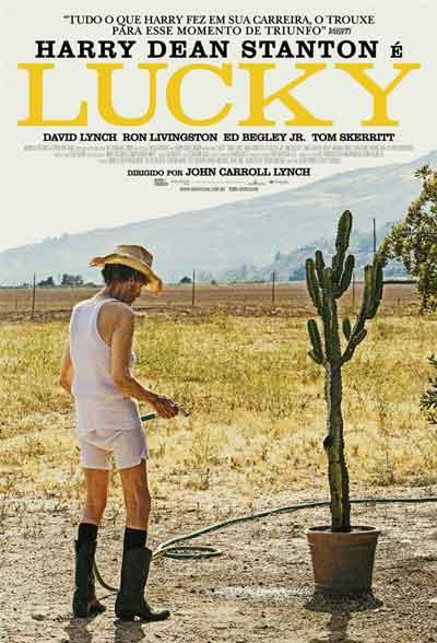 Crítica do filme Lucky, com Harry Dean Stanton.