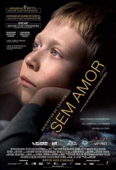 Crítica do filme Sem Amor.