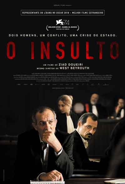 Crítica do filme O Insulto