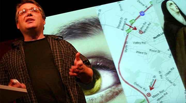 Scott McCloud em palestra no TED Talks