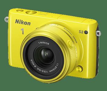 Nikon 1 S2 e objetiva Nikkor 400mm f/2.8