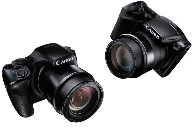 Novas superzoom Canon SX400 e SX520 - Fotografia DG