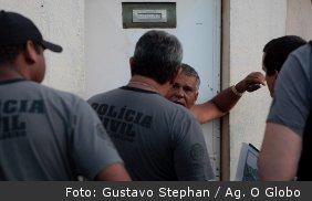 Vereador Jonas Gonçalves da Silva, do PPS, é preso em Duque de Caxias