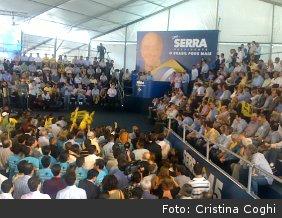 Convenção do PSDB em Salvador neste sábado
