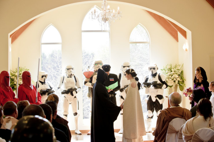 Casamento estilo Star Wars 06