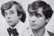 os volumosos penteados cortes