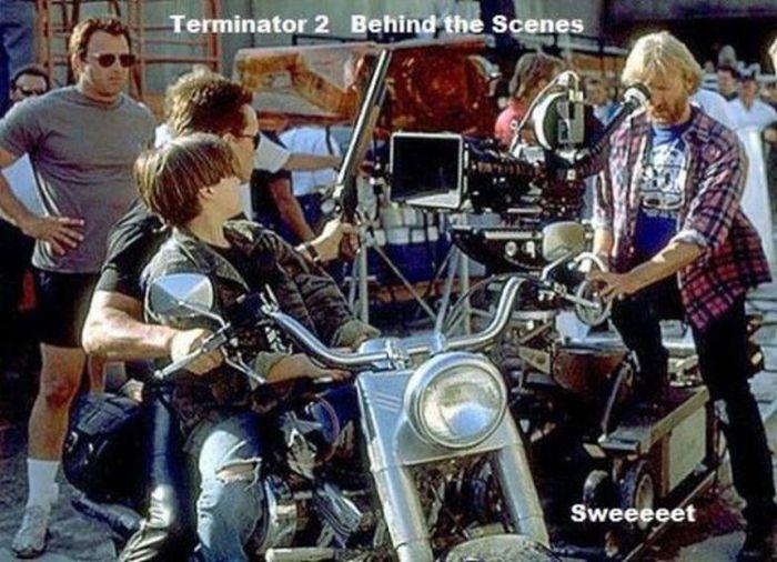 Por trás das cenas - Adivinhe o filme 32