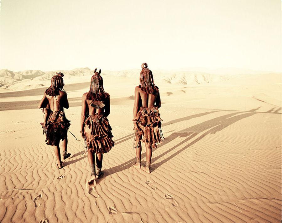 A vida de tribos que estão desaparecendo pelo mundo 04