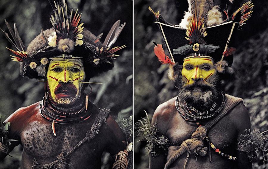 A vida de tribos que estão desaparecendo pelo mundo 07