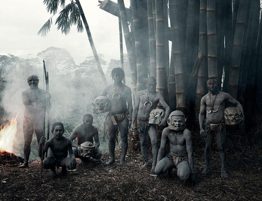 A vida de tribos que estão desaparecendo pelo mundo 08