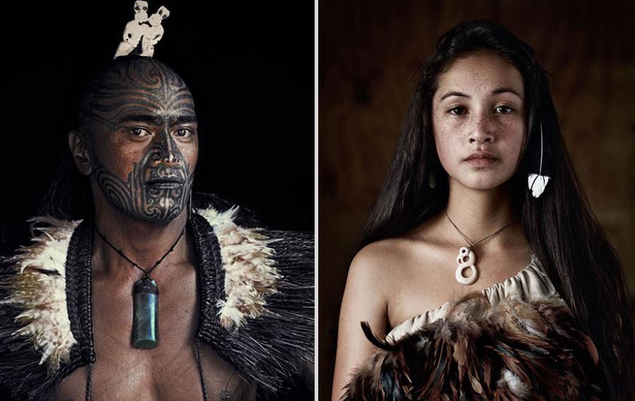 A vida de tribos que estão desaparecendo pelo mundo 17