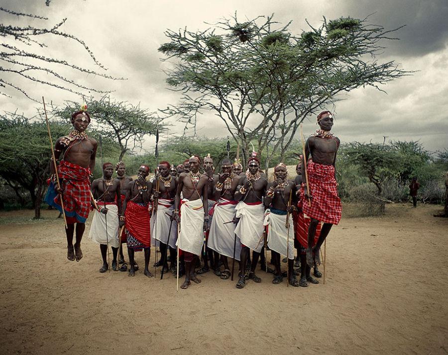 A vida de tribos que estão desaparecendo pelo mundo 25