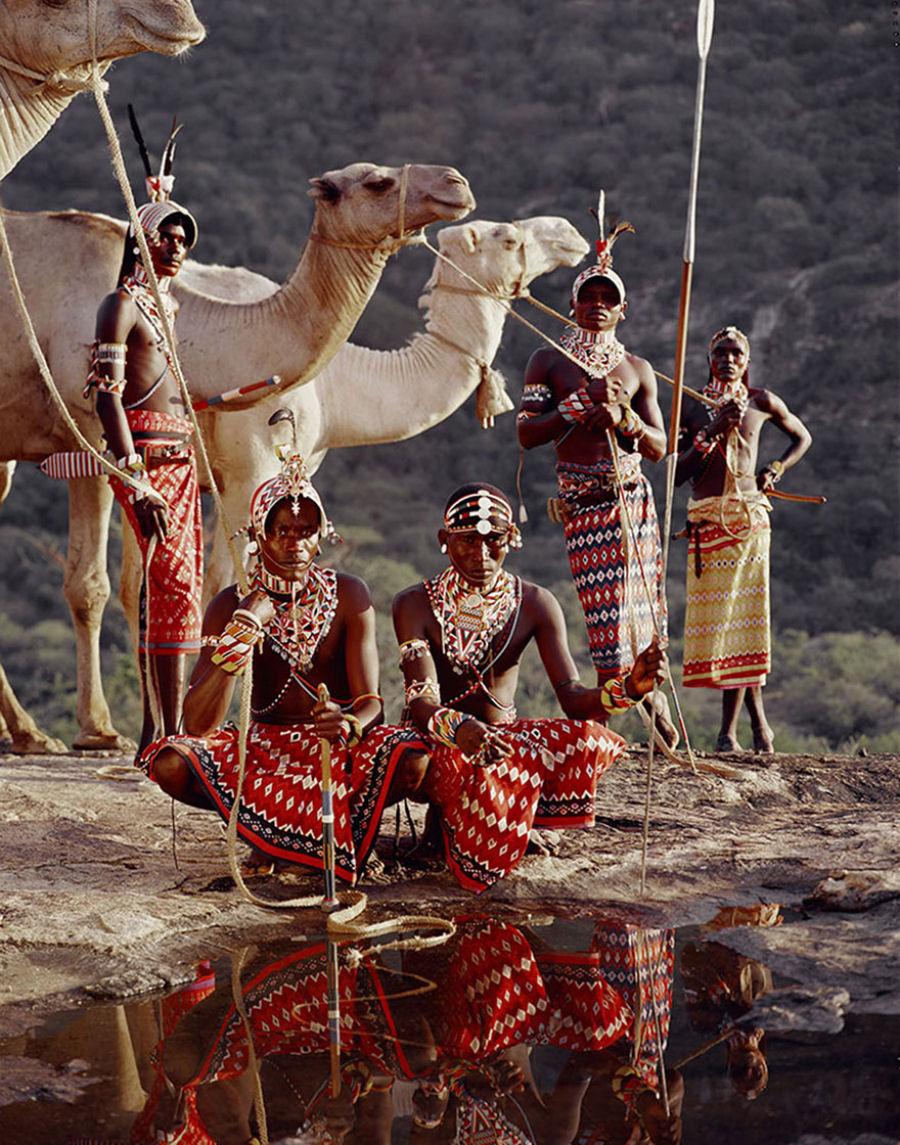 A vida de tribos que estão desaparecendo pelo mundo 27