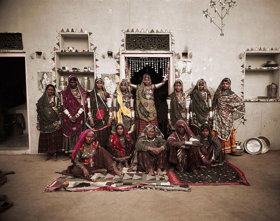 A vida de tribos que estão desaparecendo pelo mundo 28
