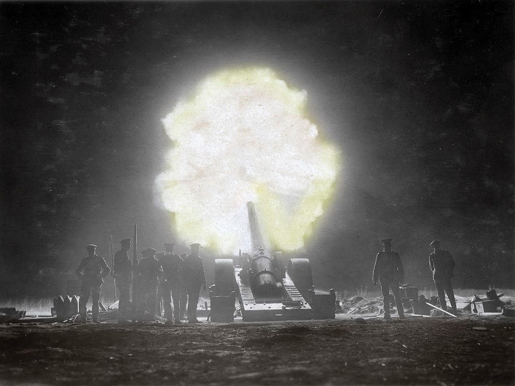 Fotos colorizadas trazem Primeira Guerra à vida 46