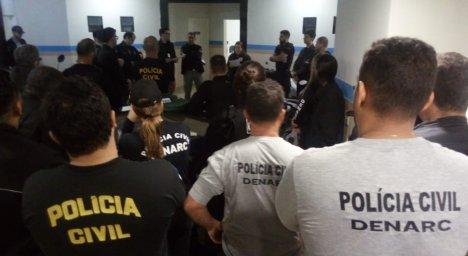 Image result for Operação 'Rota 423' busca suspeitos de tráfico de drogas e homicídio em Garanhuns