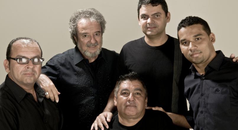Quinteto Violado toca hoje no Shopping RioMar