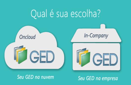 Qual decisão tomar? GED Online na nuvem ou inCompany