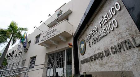 Resultado de imagem para Ministério Público de Pernambuco