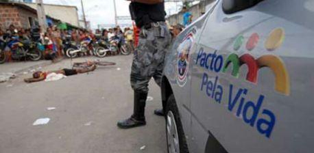 Resultado de imagem para homicídio em Pernambuco