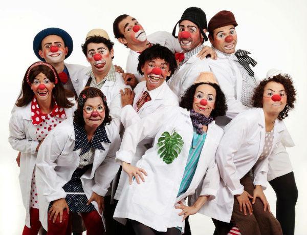 Resultado de imagem para doutores da alegria