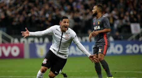 Sport não conseguiu quebrar invencibilidade do Corinthians. Foto: Luiz Moura/Estadão Conteúdo