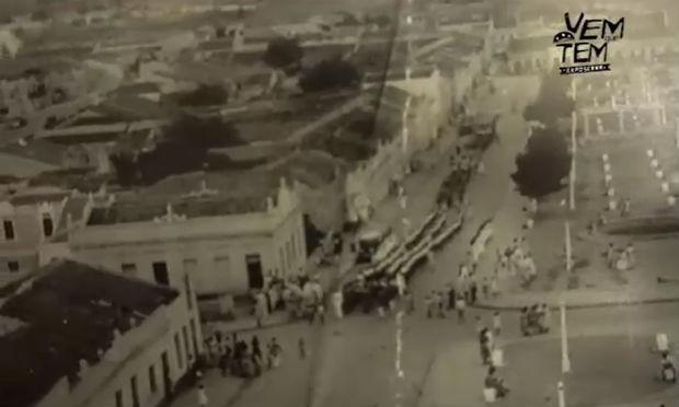 História da Exposerra começou no ano de 1999 / Foto: reprodução/TV Jornal