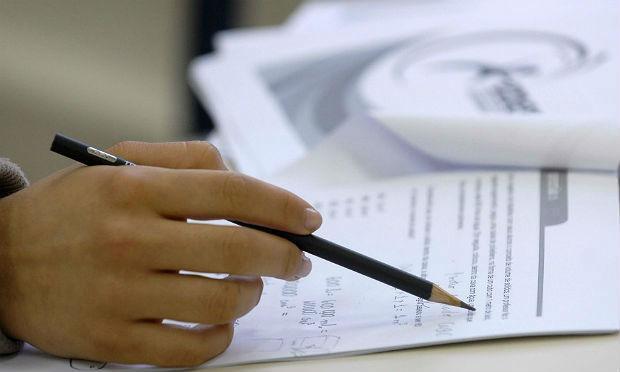 Número é relativo à edição de 2014 do exame / Foto: Reprodução/MEC