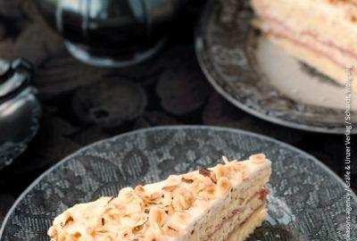 Vamos mostrar-lhe uma receita simples para um bolo de nozes clássico.