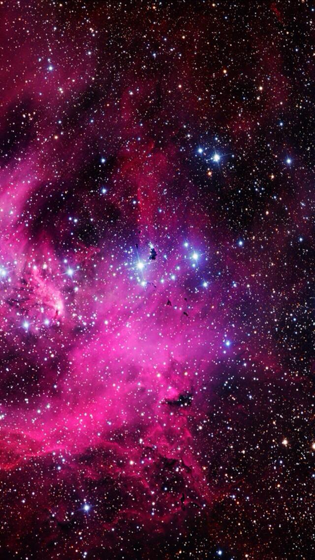 10 papeis de parede da galáxia para celulares
