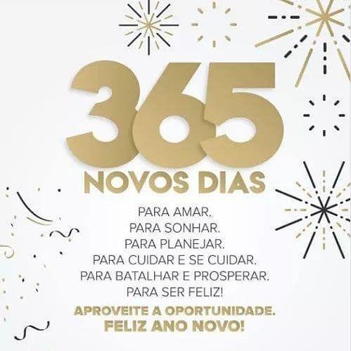 31 Imagens e Mensagens de Feliz Ano Novo para o Reveillon