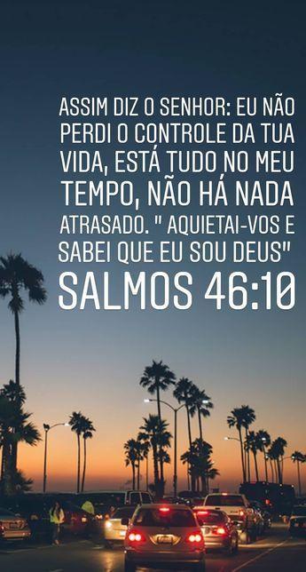 Entregue sua vida e seus problemas nas mãos do Senhor e descanse nele